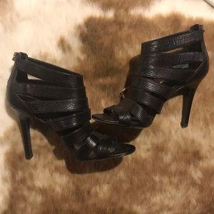 Maria sharapova cole haan caged heels size 6